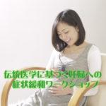 2020-03-16開催:東京:伝統医学に基づく妊婦への症状緩和ワークショップ